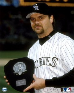 Jerry McMorris has officially robbed Colorado of its baseball soul. Larry Walker is the most significant aspect of Rockies history. Walker, the best Canadian to ever play the game, is an even better story than the Rockies making the '07 World Series. Plus, Larry rode his Harley to Coors Field on game days and occasionally rocked a great handle-bar mustache.